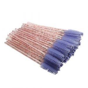 wholesale glitter lashes brush 1