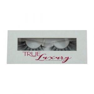 wholesale silver rectangle private custom lashes box 1